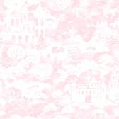 A Perfect World KI0563 - Quiet Kingdom Wallpaper Pink
