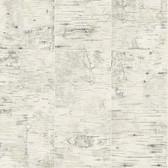 3118-12641 Champlain Cream Grid Wood Wallpaper