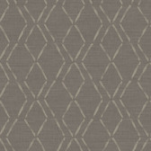 3118-12654 Tapa Brown Trellis Wallpaper