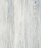 Birch & Sparrow 3118-642215 - Mapleton Shiplap Wallpaper Light Grey