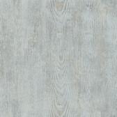 Birch & Sparrow 3118-12681 - Drifter Wood Wallpaper Blue