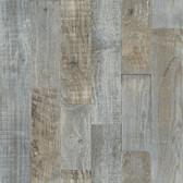 Birch & Sparrow 3118-12691 - Chebacco Wooden Planks Wallpaper Grey