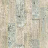 Birch & Sparrow 3118-12692 - Chebacco Wooden Planks Wallpaper Beige