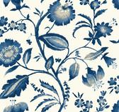 AT7021 - Tropics Watercolor Jacobean Wallpaper