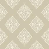 AT7026 - Tropics Henna Tile Wallpaper