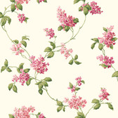 Casabella JG0621  Lilac Trail Wallpaper