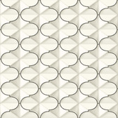 Ashford House SW7420 - Frances Wallpaper Black