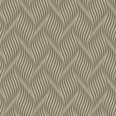 Ashford House SW7445 - Groovy Wallpaper Taupe