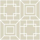 Ashford House SW7485 - Toiles Theorem Wallpaper Pearl