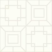 Ashford House SW7486 - Toiles Theorem Wallpaper Neutral