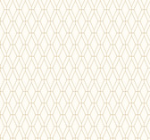 Ashford House SW7519 - Gold Diamond Lattice Wallpaper