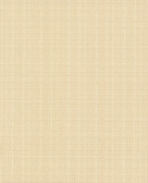 TN0018 -  Woven Crosshatch Wallpaper - Beige