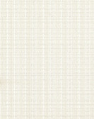 Woven Crosshatch Wallpaper TN0019 - Ivory