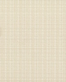 TN0020 -  Woven Crosshatch Wallpaper - Crème