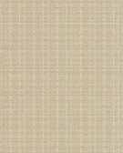TN0021 -  Woven Crosshatch Wallpaper - Almond