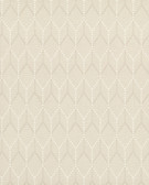 Hexagon Shadows Wallpaper TN0055 - Linen