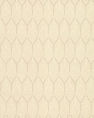 Hexagon Shadows Wallpaper TN0057 - Almond