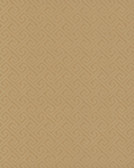 Greek Key Wallpaper TN0068 - Copper