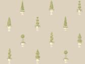 Casabella JG0681  Topiary Wallpaper