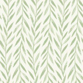 Magnolia Home PSW1016RL - Willow Peel and Stick Wallpaper Green