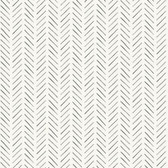 Magnolia Home PSW1020RL - Pick-Up Sticks Peel and Stick Wallpaper Black