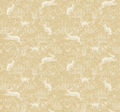 Rifle Paper RI5103 - Fable Wallpaper Gold