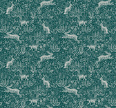 Rifle Paper RI5104 - Fable Wallpaper Emerald