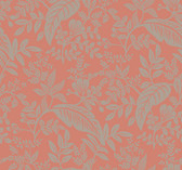 Rifle Paper RI5135 - Canopy Wallpaper Rose