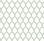 Rifle Paper RI5178 - Laurel Wallpaper Green