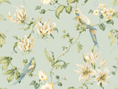 Casabella JG0752  Tropical Floral Wallpaper