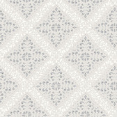 2827-4515 Nyborg Taupe Ornamental Geometric Wallpaper