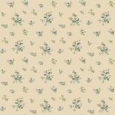 Casabella JG0767  Mini Rose Toss Wallpaper