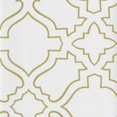 Atelier RRD7252N - Arabesque Wallpaper Gold