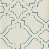Atelier RRD7254N - Arabesque Wallpaper Turquoise