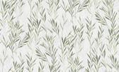 2979-36712-3 Bondi Green Botanical Wallpaper