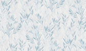 2979-36712-2 Bondi Blue Botanical Wallpaper