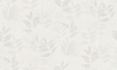 2979-37261-1 Napali Off-White Leaf Wallpaper