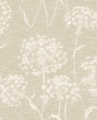 2814-24577 Garvey Taupe Dandelion Wallpaper