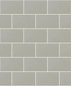 2814-M1123 Neale Light Grey Subway Tile Wallpaper