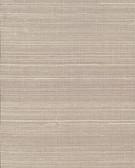 VG4406 Plain Grass Sisal Wallpaper White