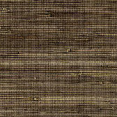 VG4437 Knotted Grass Wallpaper Brown