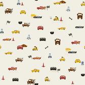 DI0922 Disney and Pixar Cars Racing Spot Wallpaper