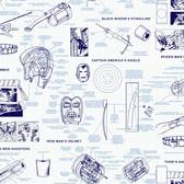 DI0935 Marvels Heroes Schematics Wallpaper