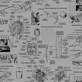 DI0936 Marvels Heroes Schematics Wallpaper