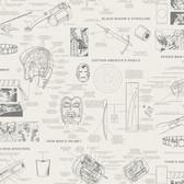 DI0937 Marvels Heroes Schematics Wallpaper