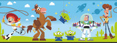 DI1018BD Disney and Pixar Toy Story 4 Border Wallpaper Border