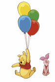 RMK1499GM Disney Pooh & Piglet Giant Wall Decals