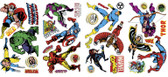 RMK2328SCS Marvel Character Wall Decals
