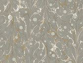 PSW1115RL Marbled Endpaper Peel and Stick Wallpaper