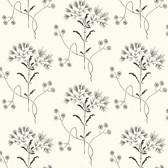 PSW1153RL Magnolia Home Wildflower Peel and Stick Wallpaper